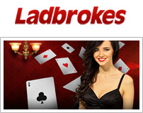Ladbrokes casino games and welcome bonus