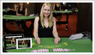 live baccarat with real money